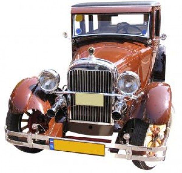 Transferencia coche histórico