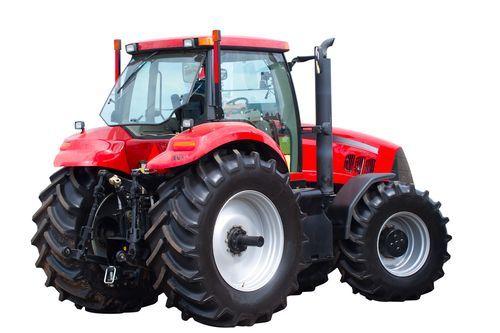 Tranferencia de tractor
