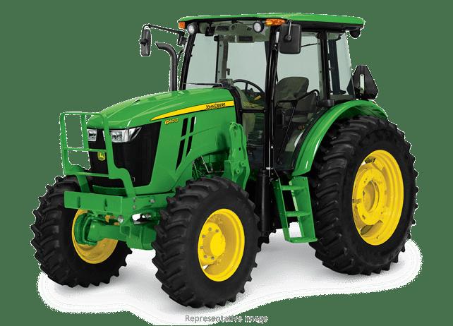 Transferencia de tractor y maquinaria agrícola